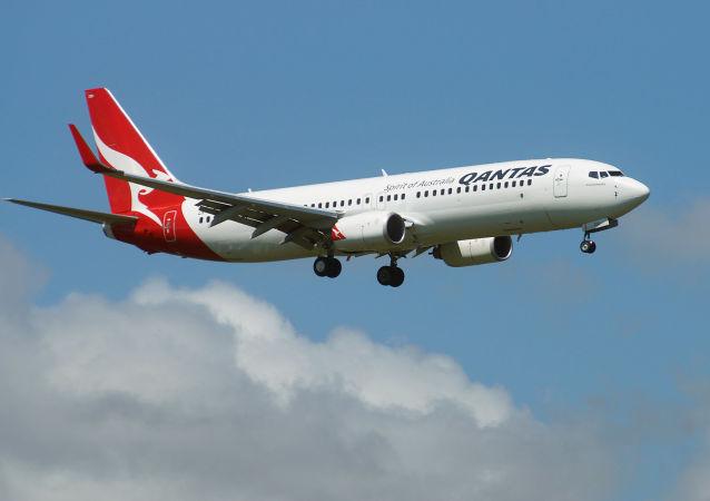 Boeing 787-9 Dreamliner australijskich linii lotniczych Qantas