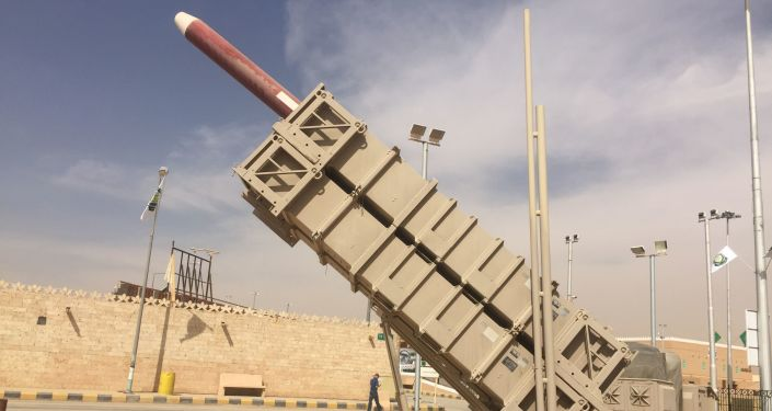 Saudyjski system rakietowy MIM-104 Patriot