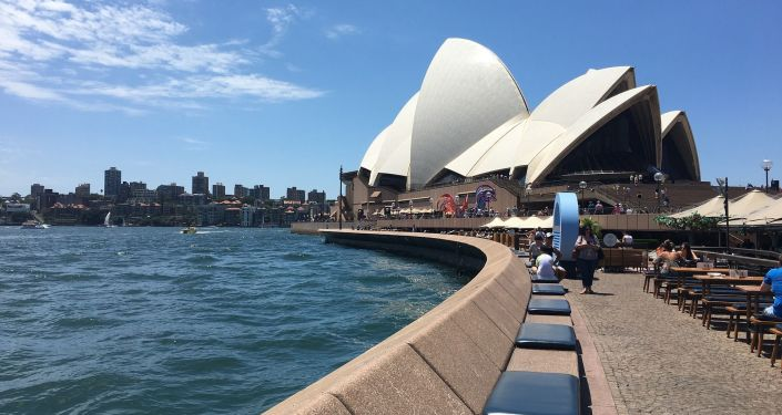 Opera w Sydney w Australii