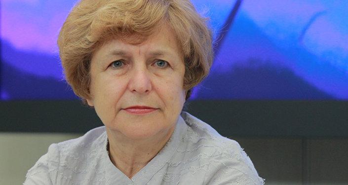 Była eurodeputowana z Łotwy Tatiana Żdanok