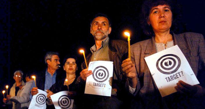Jugosławia. 1999 rok. Wojna NATO, Serbia