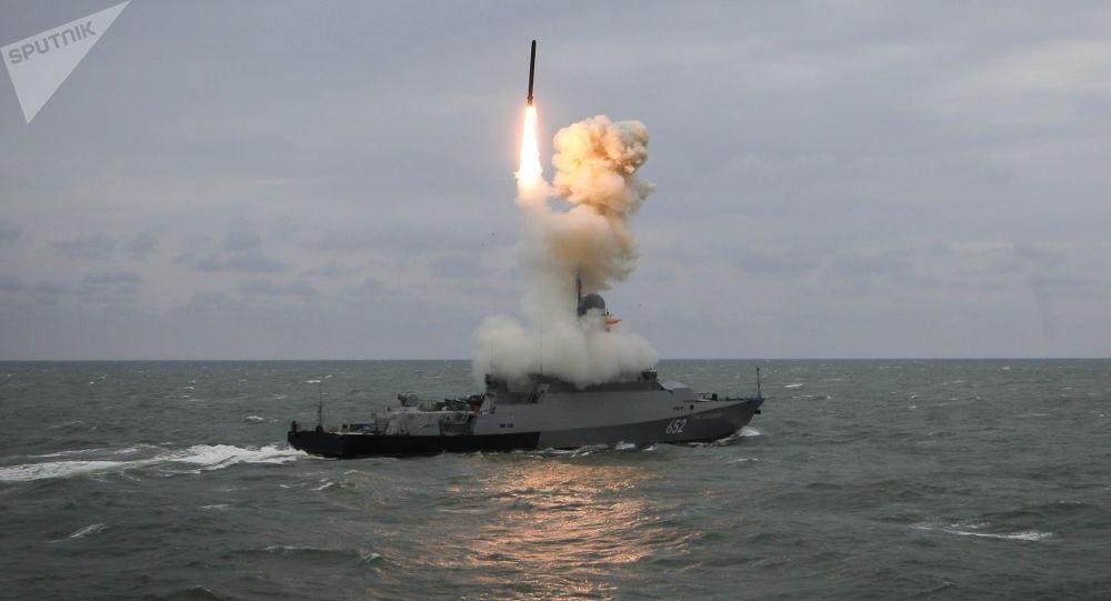 Manewry Flotylli Kaspijskiej