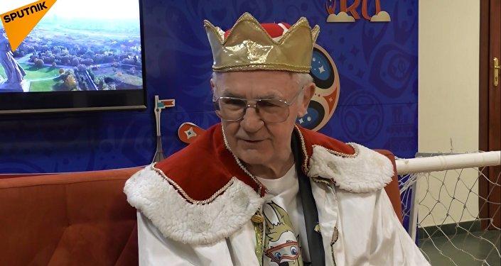 Bobo Król kibiców
