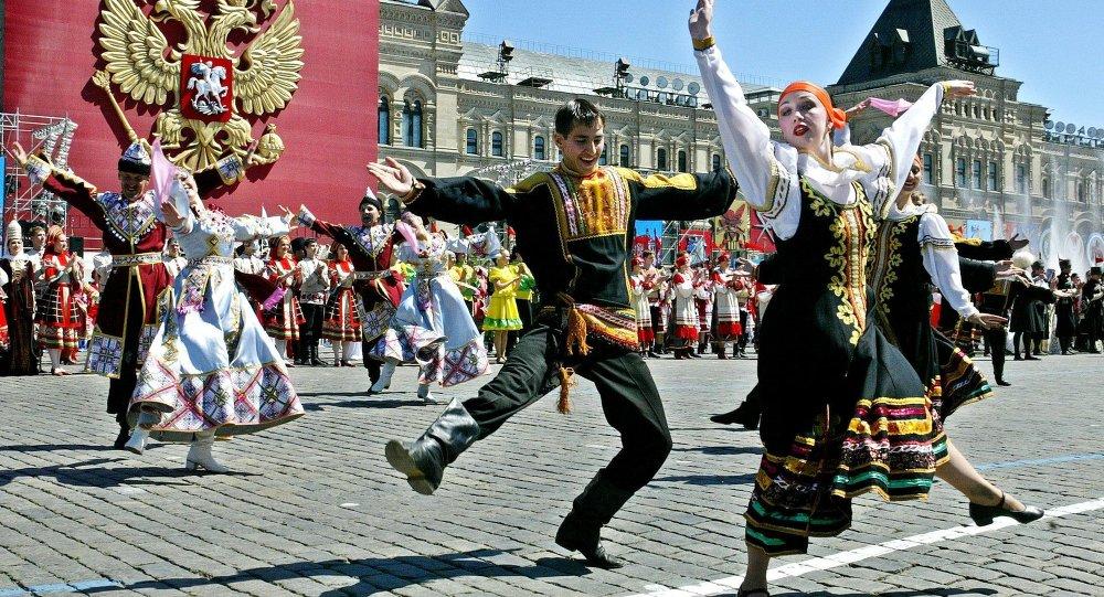 Tradycyjne rosyjskie stroje