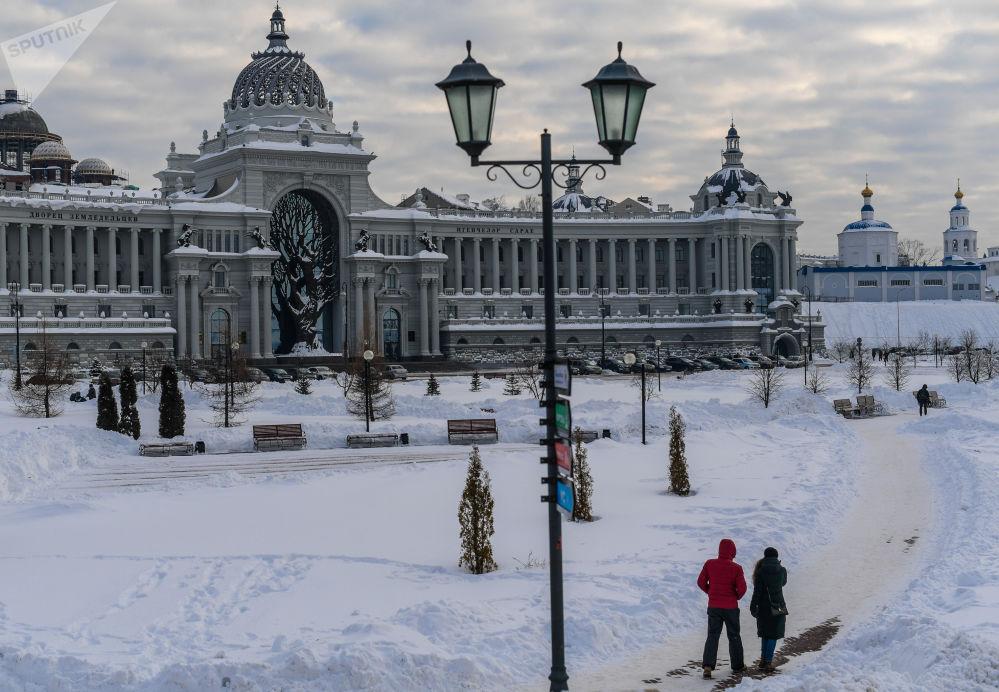 Pałac ziemiański w Kazaniu