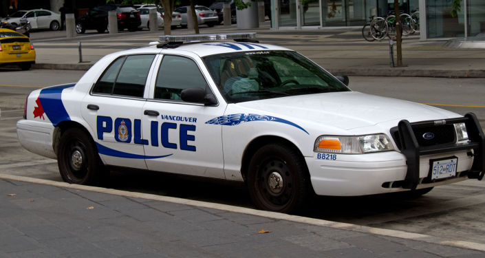 Samochód policyjny, Kanada