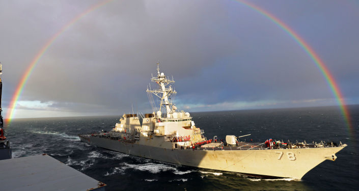 Niszczyciel amerykańskiej marynarki wojennej Porter