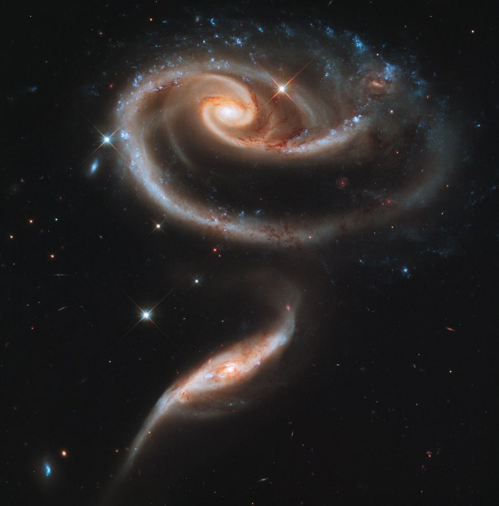 Galaktyka Arp 273