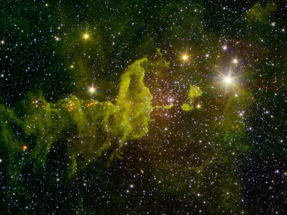 Mgławica IC 417