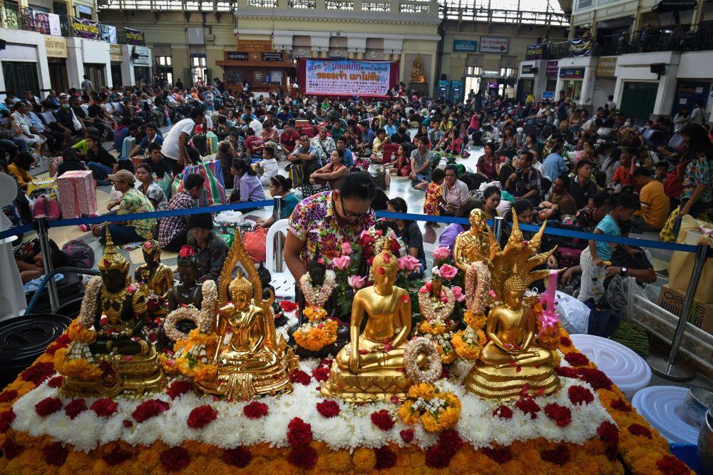 Festiwal Songkran: Tajlandia świętuje Nowy Rok