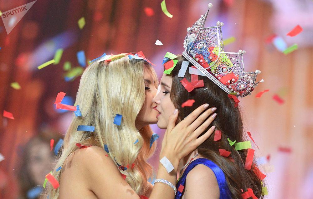 Miss Rosji 2018 Julia Polaczychina