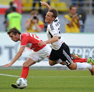 Mecz Spartak-Legia, Maciej Rybus