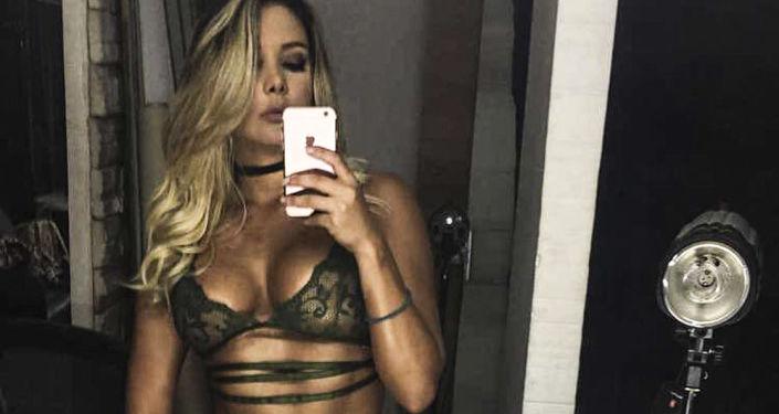 Kolumbijska modelka Carolina Ramirez