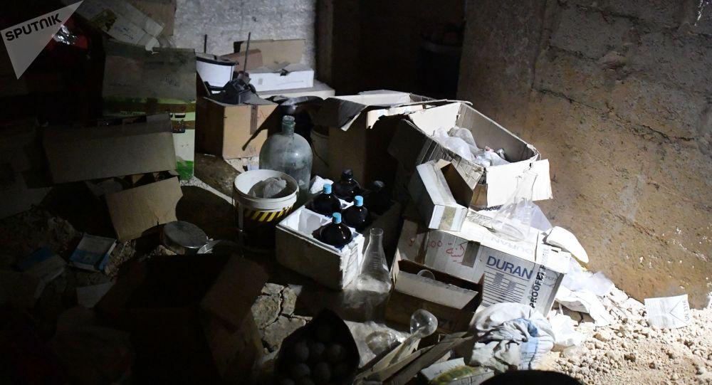 Chemikalia w Syrii