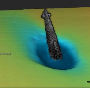 """Tajemniczy """"okręt podwodny Hitlera"""