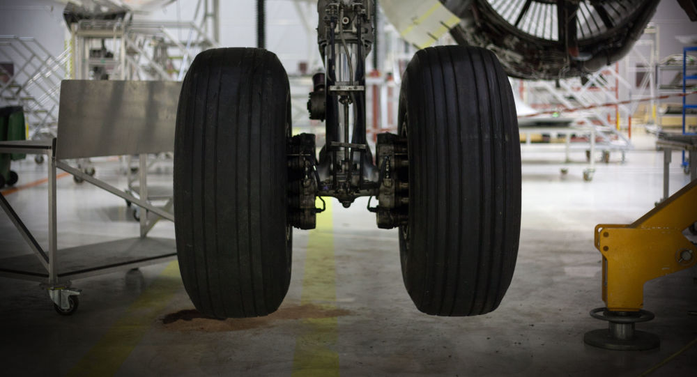 Podwozie samolotu