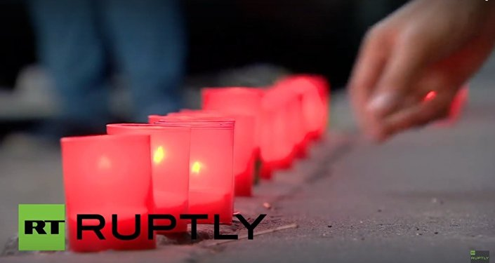 Mieszkańcy Moskwy upamiętnili ofiary bombardowania nuklearnego