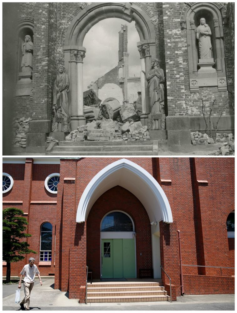 Katedra Urakami - główna świątynia archidiecezji Nagasaki w Japonii