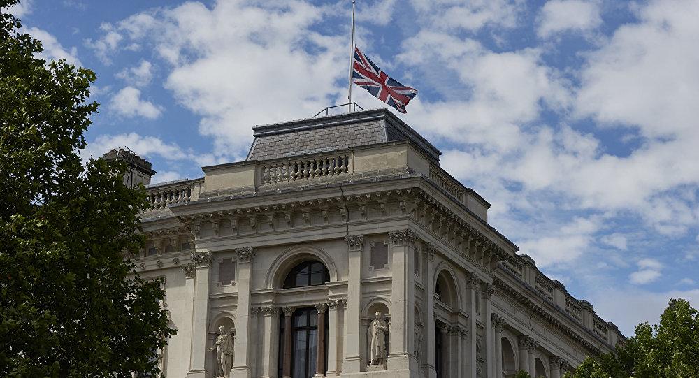 Ministerstwo Spraw Zagranicznych Wielkiej Brytanii w Londynie