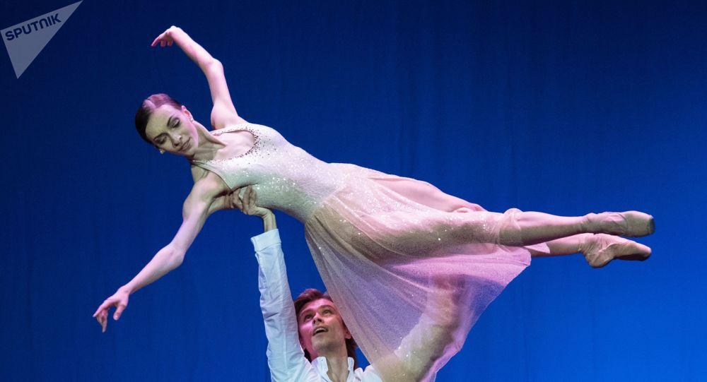 Primabalerina Teatru Wielkiego Olga Smirnowa