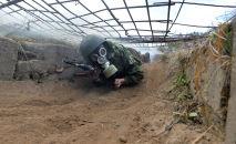 Manewry wojskowe na Białorusi