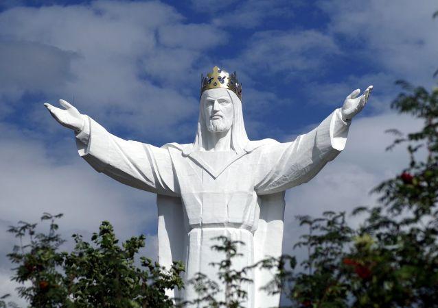 Pomnik Jezusa Chrystusa w Świebodzinie