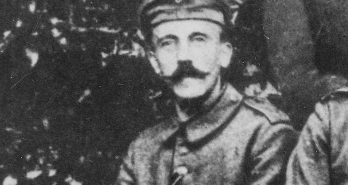 Adolf Hitler w czasie I wojny światowej