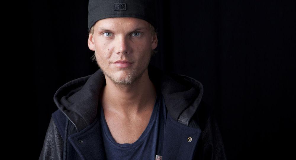 """Szwedzki DJ i producent muzyczny Tim Bergling """"Avicii"""