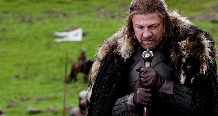 Kadr z serialu Gra o tron