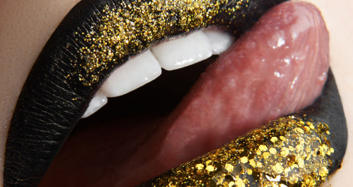 Brokat na ustach