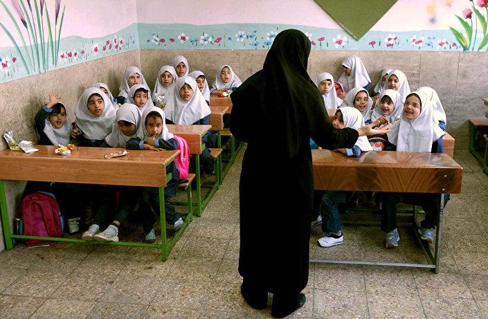 Szkoła w Teheranie