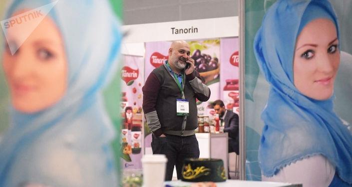 Syryjskie produkty po raz pierwszy na targach Halfood w moskiewskim Crocus Expo