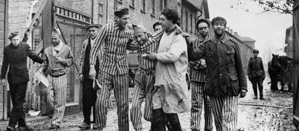 Wyzwolenie obozu w Oświęcimiu