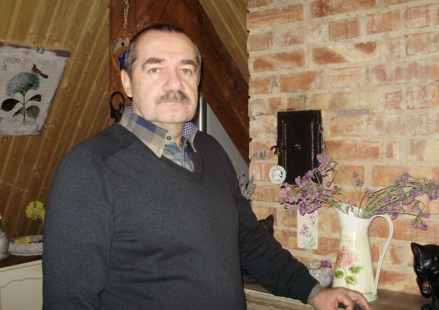 Astrolog z Kraju Nadmorskiego Aleksander Rempel