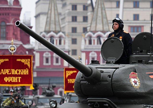 Czołg T-34-85
