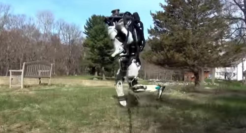 Robot Atlas firmy Boston Dynamics