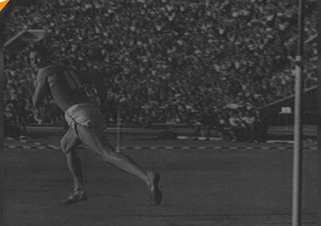 Rekordzista świata w skokach wzwyż