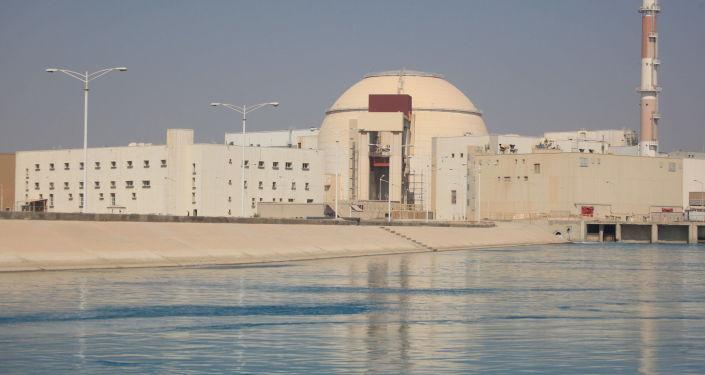 """Elektrownia jądrowa """"Buszehr"""" w Iranie"""