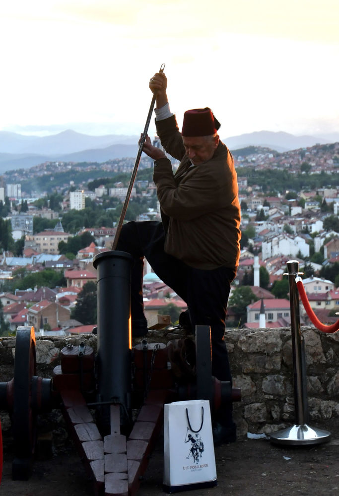 Pierwszy dzień świętego miesiąca Ramadanu w Bośni i Hercegowinie