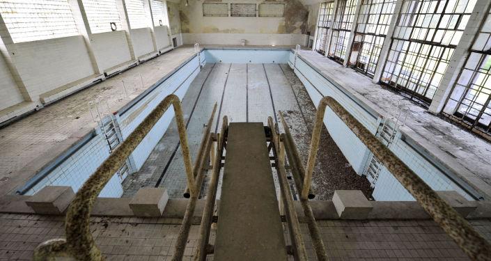 Porzucony basen