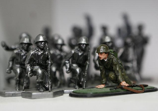 Ołowiane żołnierzyki