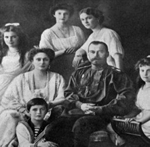 Rosyjski imperator Mikołaj II
