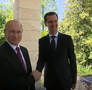 Putin i Asad