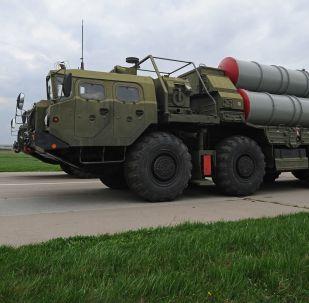 Przeciwlotniczy system rakietowy S-400