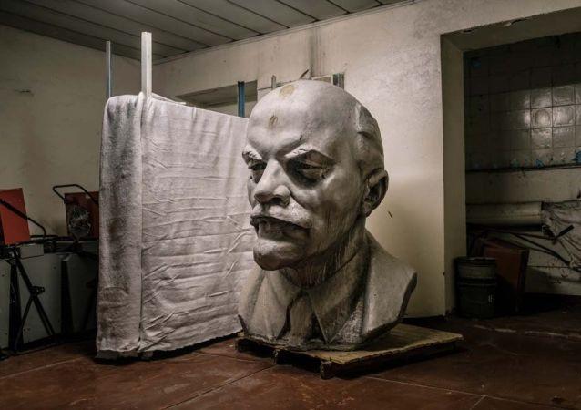 Czarnobyl, 1.10.2016r. W poszukiwaniu Lenina