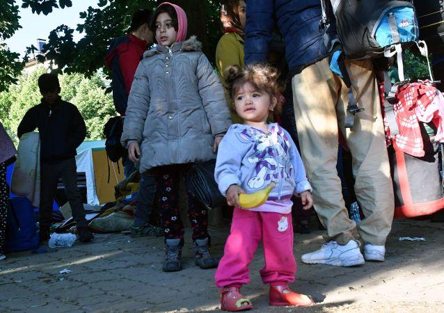 Migranci w Bośni