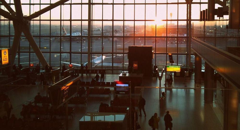 Londyńskie lotnisko Heathrow