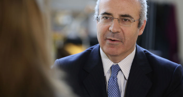 Międzynarodowy finansista i inwestor William Browder