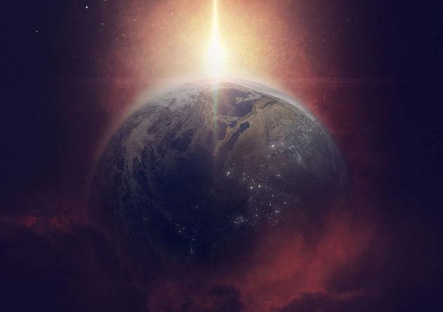 Artystyczna wizja Ziemi