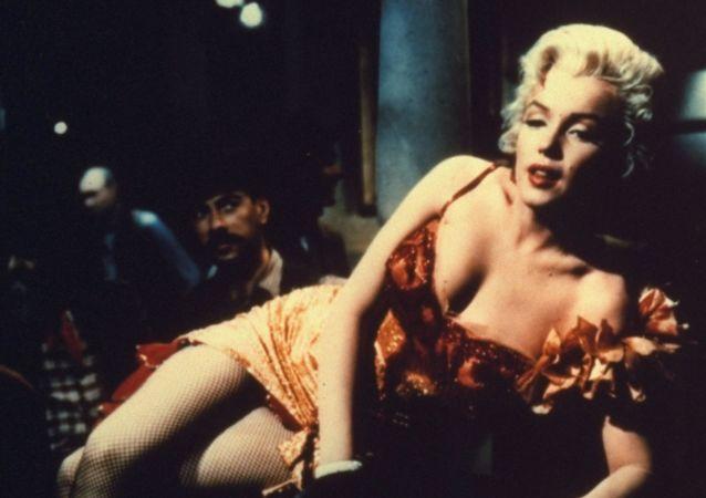 Aktorka Marilyn Monroe